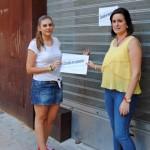 NNGG denuncia la dejadez del ayuntamiento hacia los jóvenes