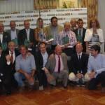 Diez premiados resaltan el nombre de Bailén en los Premios Caecilia