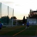 Un abultado resultado apea al Recre de la Copa Diputación