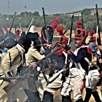 La Recreación Histórica de la Batalla vuelve a congregar a miles de ciudadanos