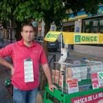 El premio gordo de la ONCE se queda en Bailén