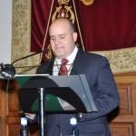 Juan Pedro Lendínez designado pregonero de la Semana Santa bailenense