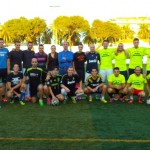 NNGG organiza un torneo benéfico de fútbol 7