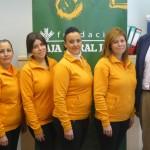 El Club Deportivo Ritmo y la Fundación Caja Rural estrechan lazos de colaboración