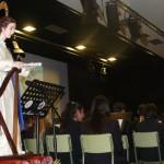 Concierto para celebrar el día de la patrona de la música