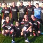Cofradías de Bailén y provincia participan en un torneo de fútbol en honor a Santa Cecilia