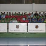 Presentados los equipos de fútbol sala locales