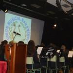 Un concierto pone fin a las actividades para conmemorar el Día de la Música