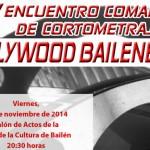 Cine y premios de la mano del Hollywood Bailenense