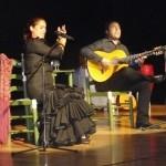 La malagueña Rosi Campos se lleva la final del Concurso de Cante Flamenco