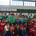 Bailén se convierte en el epicentro del baloncesto andaluz para deportistas con discapacidad intelectual