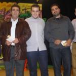 Entregados los premios de pintura y fotografía