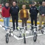 El Parque Infantil de Tráfico cuenta con cuatro nuevas bicicletas