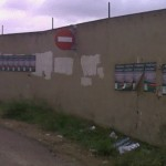 IU denuncia la doble vara de medir del ayuntamiento al sancionar a dos activistas por pegar carteles