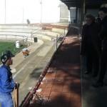 La delegada de empleo visita Bailén para conocer las actuaciones de los planes de empleo
