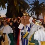 Los Reyes Magos llenan de ilusión las calles de Bailén