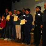 Por segundo año el Pedro Corchado gana el concurso local de educación vial