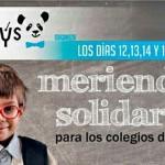 Meriendas solidarias para los pequeños de Bailén