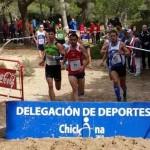 Diego Merlo campeón de Andalucía absoluto de campo a través