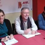 "AIB resalta la campaña de ""relumbrón"" del PSOE a falta de tres meses para las elecciones municipales"