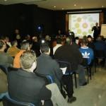 Medio centenar de empresarios de la hostelería presentes en la conferencia sobre legislación