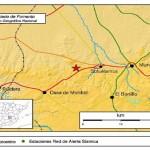 Un terremoto en la provincia de Albacete sacude Bailén