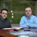 Manuel Martínez, candidato a la alcaldía de Bailén por el Partido Andalucista