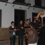 La Vera Cruz celebra su vía crucis