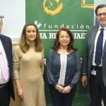 La Fundación Caja Rural y AFA Bailén firman un convenio de colaboración
