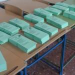 Ausencia de incidencias y tranquilidad en la jornada matutina de las elecciones andaluzas en Bailén