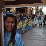 La Semana Santa Chica vuelve a emocionar a miles de bailenenses