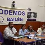 Mariana Villarejo liderará la agrupación electoral Todos Por Bailén