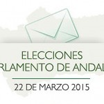 Arranca la campaña electoral andaluza con la pegada de carteles