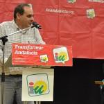 IU pide el voto a los bailenenses para transformar Andalucía