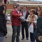 El PP se compromete a dotar a Bailén de un Centro de Transporte de Mercancías si consiguen la victoria en Andalucía