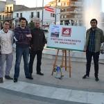 El PCA llama a los bailenenses a unirse a la Marcha de la Dignidad