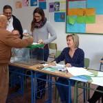 Ni curiosidades ni incidendias; las elecciones más tranquilas
