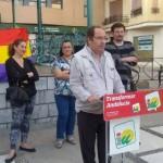 IU y PCA conmemoran la II República con un acto cultural