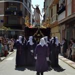Nuestro Padre Jesús Resucitado pone fin a la Semana Santa 2015