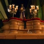 Jesús de Medinaceli y la Virgen de los Siete Cuchillos salen este Martes Santo