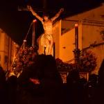Ya en directo, la cofradía de la Virgen de los Dolores en Bailén Cofrade