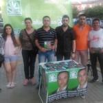 El Partido Andalucista comienza su campaña electoral