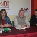 AIB denuncia el uso dictatorial y electoralista de Simona Villar