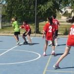 El balonmano base brilla en el I Torneo Batalla de Bailén