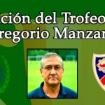 Mañana se celebra el Trofeo Gregorio Manzano