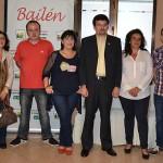 Francisco Anguita presenta la lista candidata a las municipales por IU LV-CA