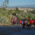 La Marcha por tu Salud reúne a casi 400 participantes