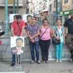 Fco. David Anguita clausura la campaña pidiendo el voto para IU