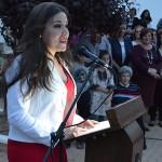 Toñi Ronquillo ensalza las fiestas del Barrio Nuevo en su pregón