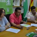 El Partido Andalucista presenta su programa electoral